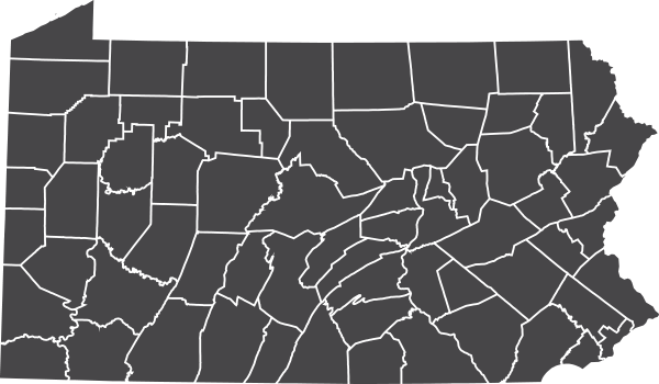 Outline of PA counties