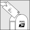 register to vote by mail in pennsylvania step three