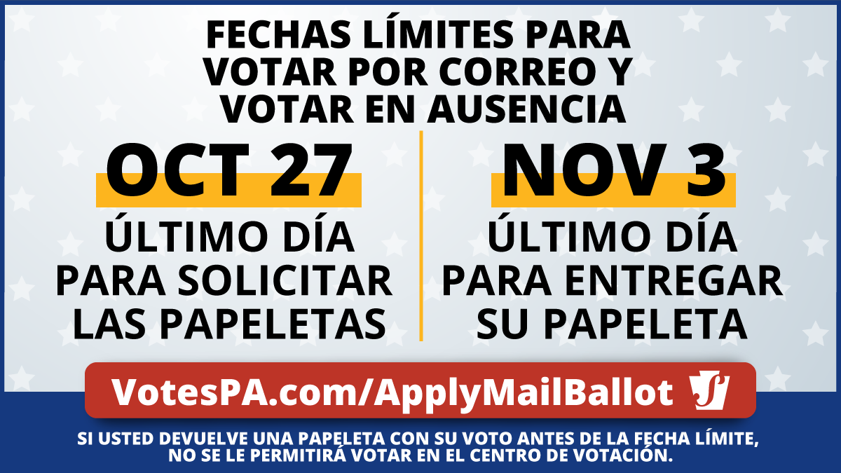 general election deadlines in spanish